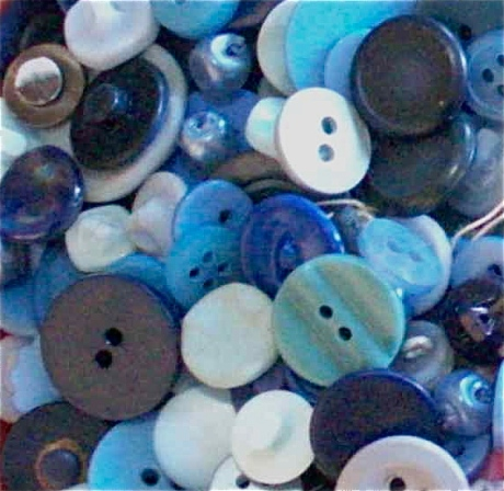 A small selection of saved buttons.