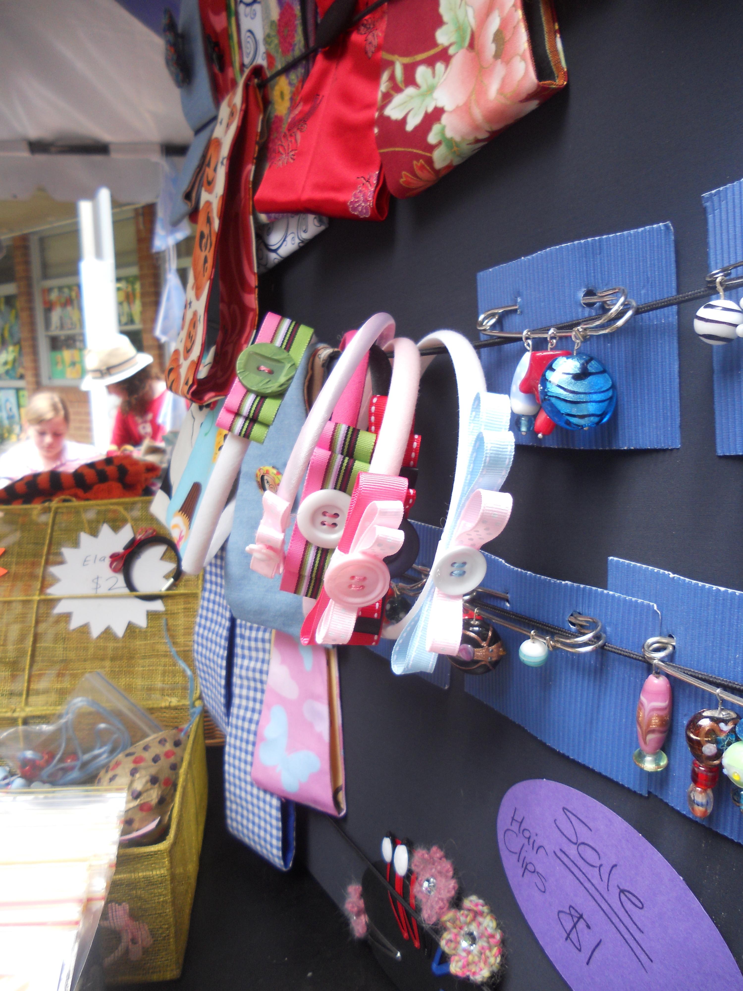 The School Fete Craft Stall Harrysdesk