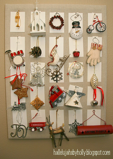 Advent Calendar Handmade : Handmade advent calendars… with tutorials harrysdesk