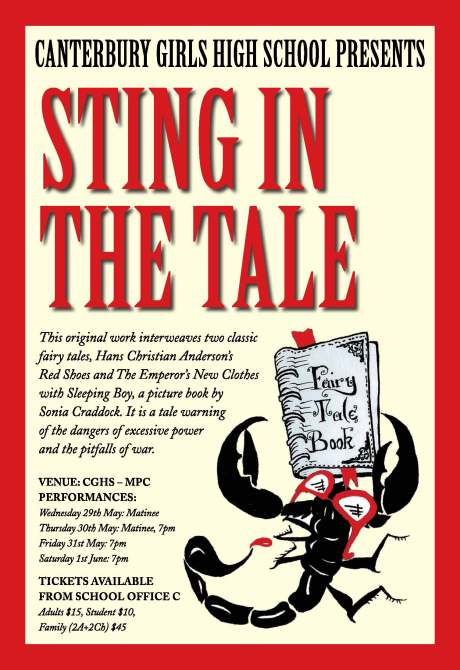 2013 - Sting in the Tale