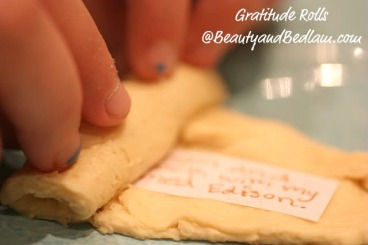 Gratitude Rolls by Beauty and Bedlam. Image theirs.